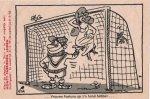 Humor in de Sport , kleurwedstrijd ,1959
