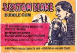 Sexton Blake , Somportex Ltd, 1968